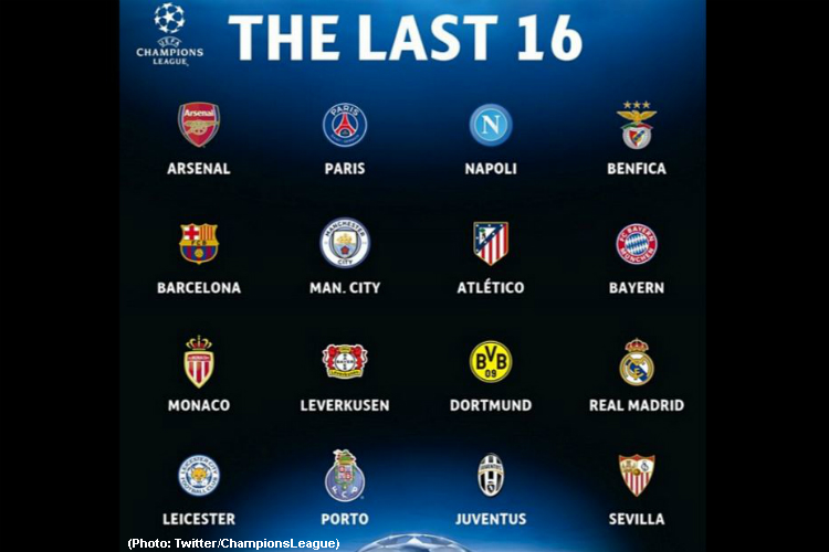 Champions League, football, Europa League, UEFA, draw