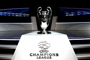 Champions League, football, Europa League, UEFA, draw