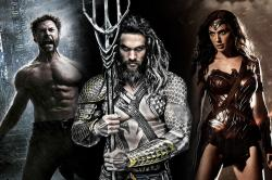 Wonder Woman, Thor 3, Logan: 2017 is the year of superhero movies