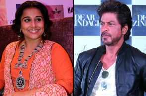 Vidya Balan, Shah Rukh Khan InUth dot com photos