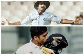 Virender Sehwag, Karun Nair, Indian cricket team