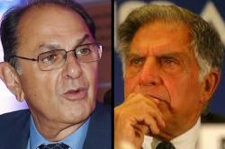 Nusli Wadia files criminal defamation case against Tata Sons and RatanTata