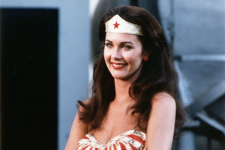 Lynda Carter Wonder Woman | Image for InUth.com
