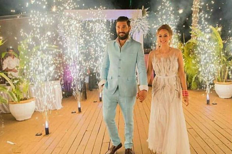 Yuvraj Singh Hazel Keech Wedding | Instagram Image For InUth.com