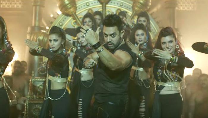 Watch Aamir Khans Haryanvi Rap In Dhaakad Song Is What Makes