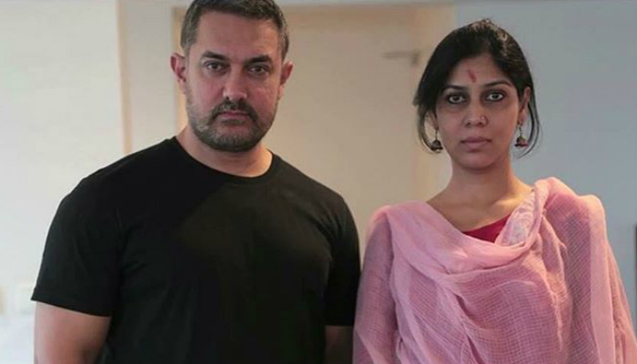 Aamir Khan, Sakshsi Tanwar in Dangal|Instagram photo for InUth.com