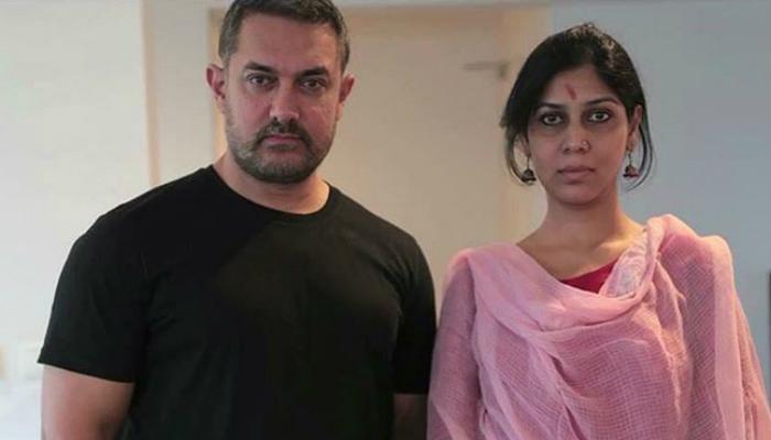 Aamir Khan, Sakshsi Tanwar in Dangal Instagram photo for InUth.com