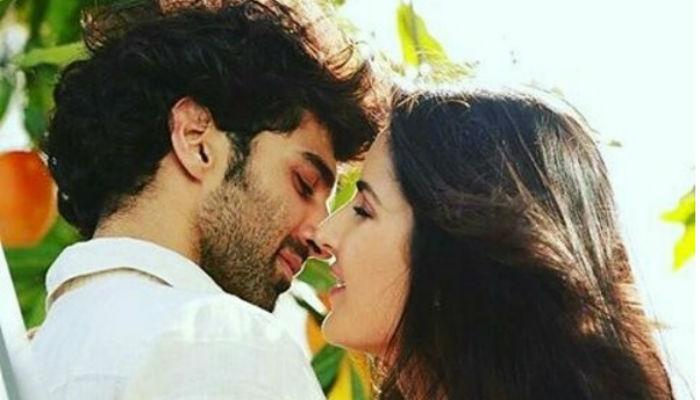 Aditya Roy Kapur, Katrina Kaif|Instagram photo for InUth.com