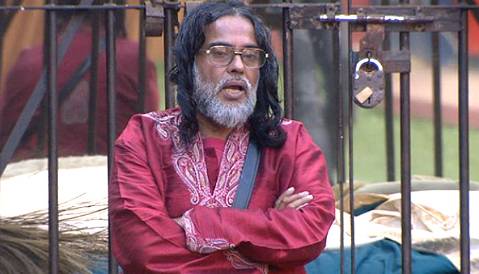 Om Swami in Bigg Boss 10 (Courtesy: Twitter/Bigg Boss)