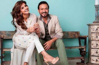 Irrfan Khan, Saba Qamar in Hindi Medium|Instagram photo for InUth.com