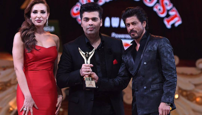Iulia Vantur at the Stardust Awards|Instagram photo for InUth.com