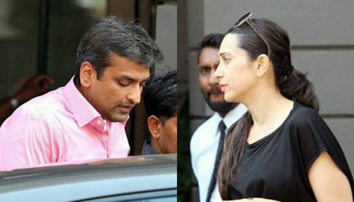 Karisma Kapoor, Sandeep Toshniwal|Instagram photo for InUth.com