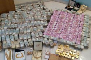 Rs 5.7 crore in new currency recovered from Karnataka