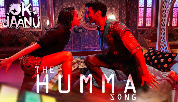 Shraddha Kapoor, Aditya Roy Kapur in Humma song|Twitter photo for InUth.com