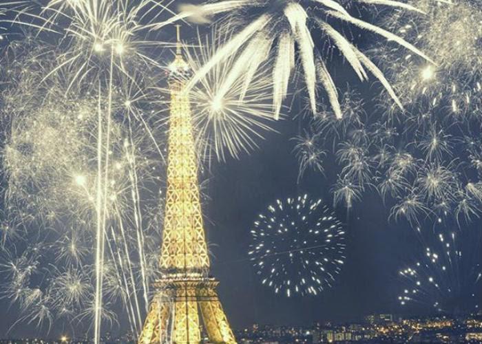Paris Instagram New Year