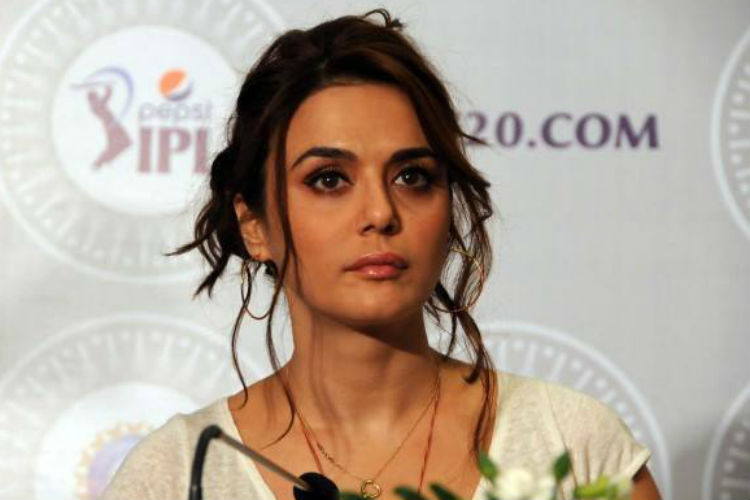 Preity Zinta testified before the court of having received threats by the underworld.