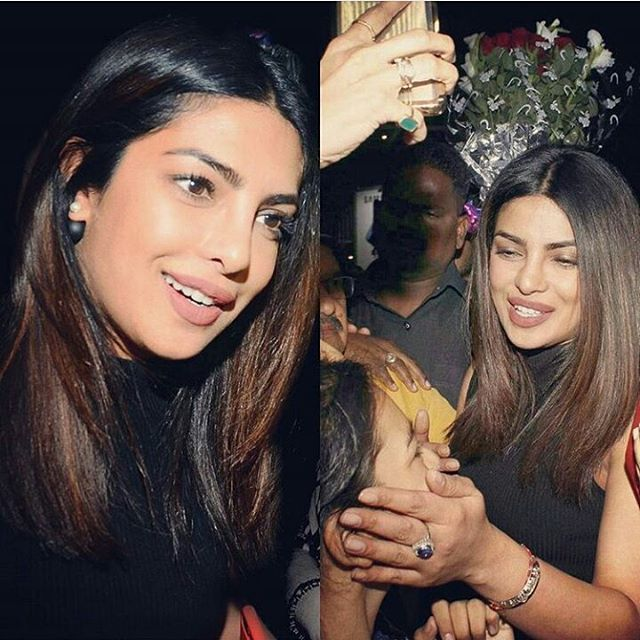 Priyanka Chopra at the airport|Instagram photo for InUth.com