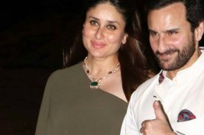 Kareena Kapoor, Saif Ali Khan|Instagram photo for InUth.com