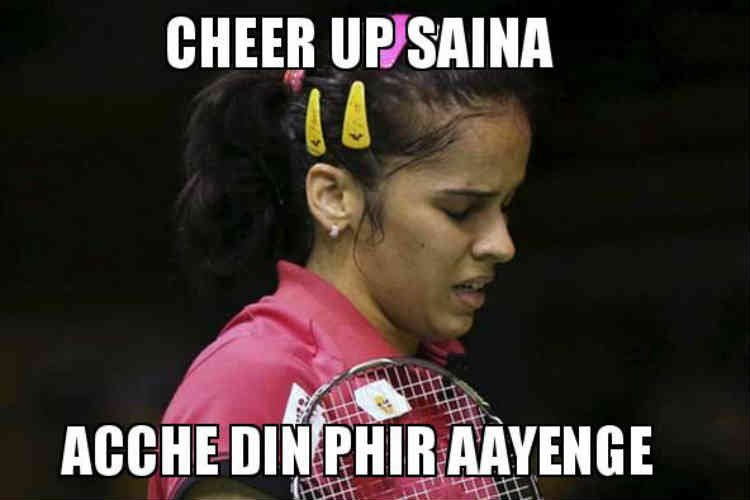This is NOT the end of Saina Nehwal; there is enough brilliance left inher