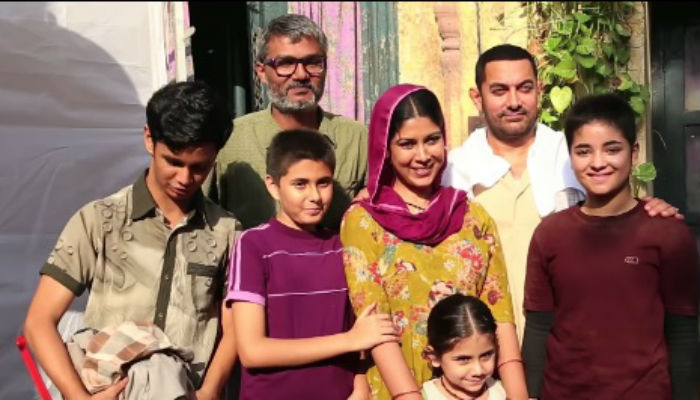 Aamir Khan, Sakshsi Tanwar in Dangal|YouTube screenshot for InUth.com