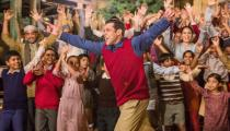 Photos: Salman Khan and his little co-star Matin Rey Tangu look cute in pictures from Tubelightsets