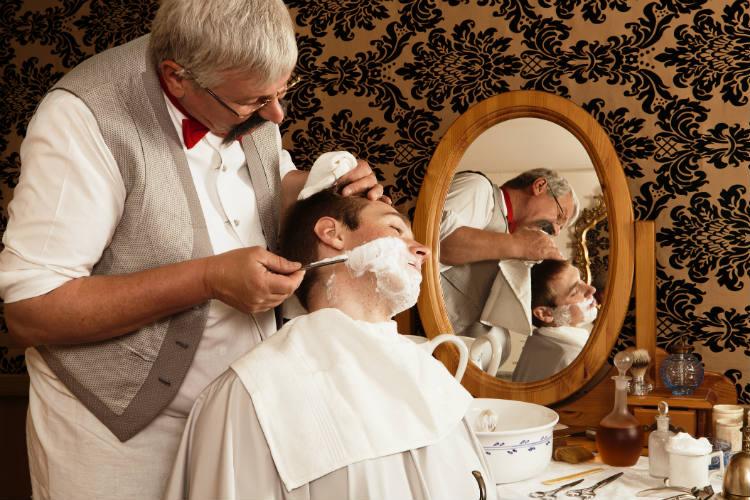 Shaving (Photo: Dreamstime)