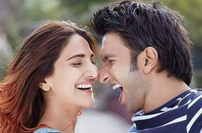 Vaani Kapoor, Ranveer Singh in Befikre|Instagram photo for InUth.com