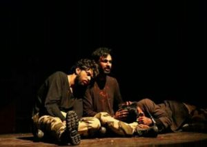 Theatre, Review, Men Without Shadow