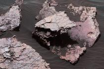 Curiosity rover finds cracked mud on Mars! Stunning images released.