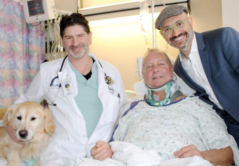 Kelsey on the left (Photo: petoskynews.com)