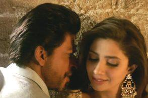 A still from Zaalima (Courtesy: YouTube/Zee Music Company)
