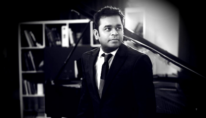 AR Rahman Instagram photo for InUth dot com