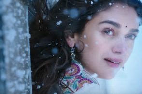 Aditi Rao Hydari (Courtesy: YouTube/Sony Music India)
