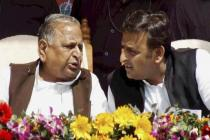 Akhilesh wins party symbol; is this the end of Mulayam's career?
