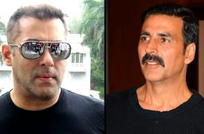 Akshay Kumar Salman Khan IANS photo for InUth.com