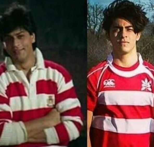 aryan-khan-and-shah-rukh-khan