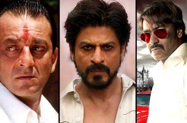 Shah Rukh Sanjay Ajay