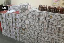7200 liquor bottles seized while being transported to UP: Delhi Police