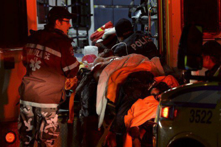 Canada: At least 5 killed in mass shooting at Quebec mosque