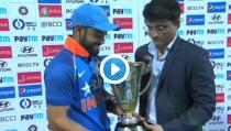 Great start to 2017! India win first ODI series under Virat Kohli's captaincy, beat England 2-1