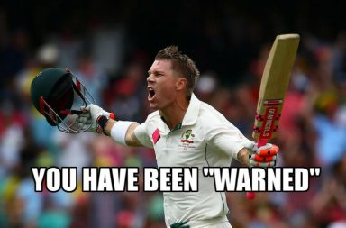David Warner, Australian cricket team, Australia vs Pakistan