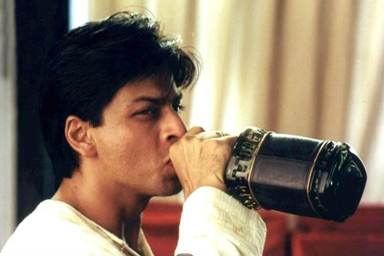 Devdas Drinking Alcohol