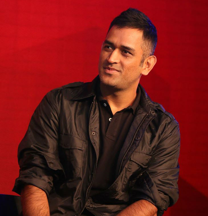 From Long Hair To Mohawk Look Ms Dhoni S Ever Changing