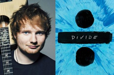 Ed Sheeran Divide Shape of You