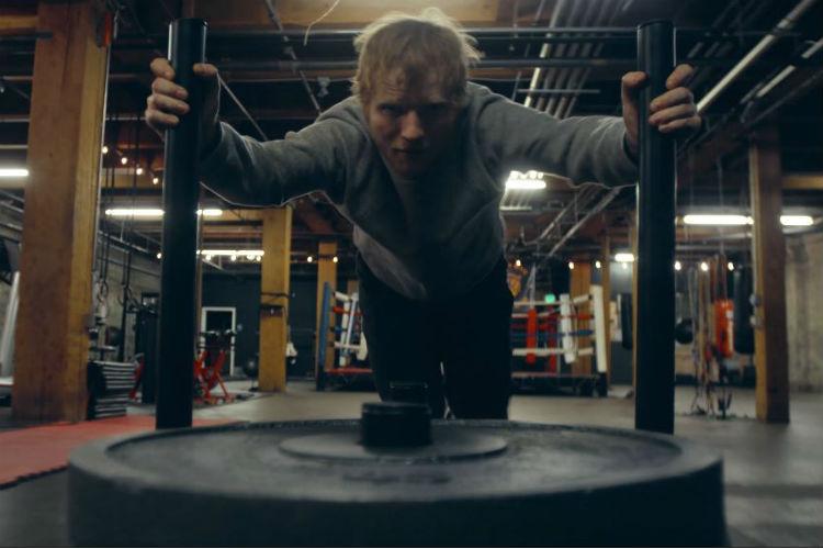 Ed Sheeran Shape of You Video