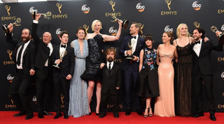 Game of Thrones Emmy Awards 2016
