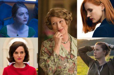 Golden Globes 2017 Best Actress Nominations