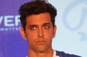 Hrithik Roshan IANS photo for InUth.com