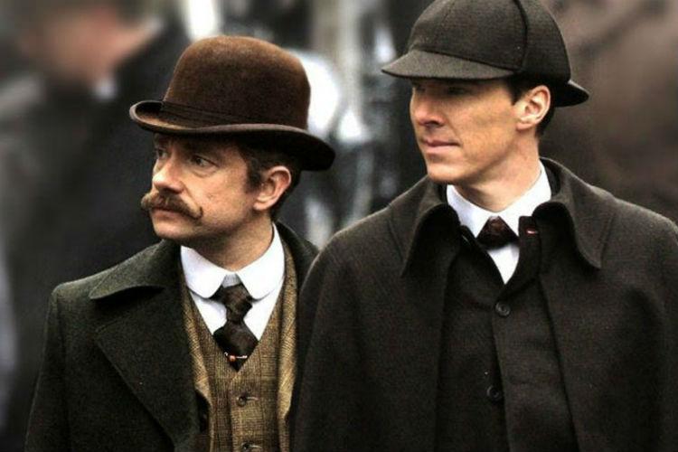John Watson Sherlock Season 4