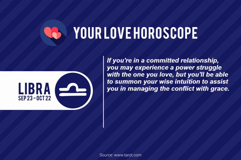 libra love horoscope january 16
